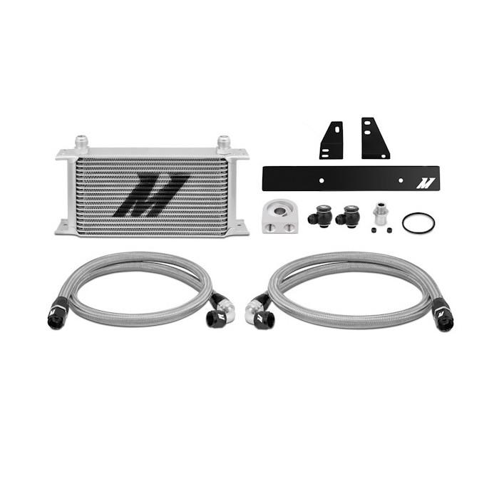 Kit radiador de aceite Nissan 370Z, 2009+ / G37, 2008+ (Coupe solamente)